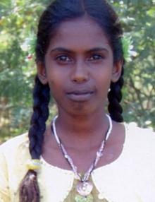 Gayathiri aus Indien