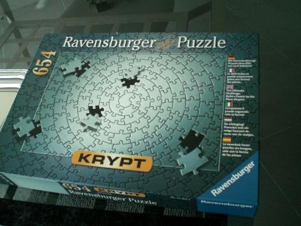 Krypt Puzzle von Ravensburger
