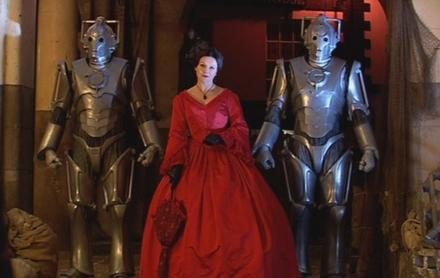 Die Cybermen verbünden sich mit Mercy Hartigan