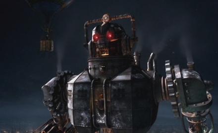 Steampunk-Cybermen bei Doctor Who