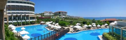 Das Hotel Royal Alba in Colakli