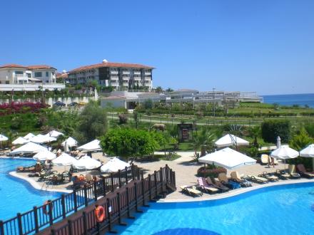 Hotel Royal Alba in Colakli