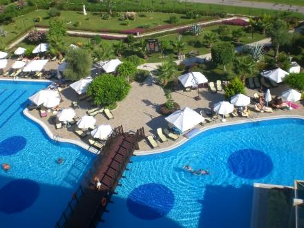 Hotel Alba Royal in Colakli