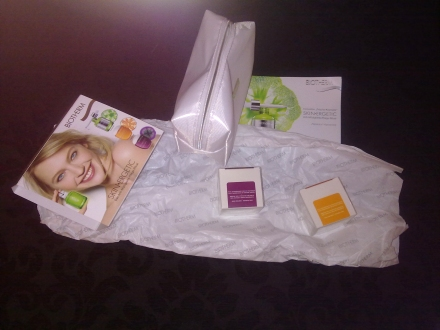Biotherm - Skin Ergetic-Set - Inhalt