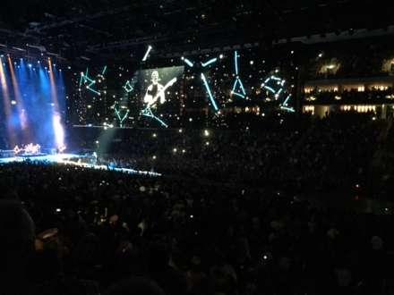U2 am Anfang auf der großen Bühne