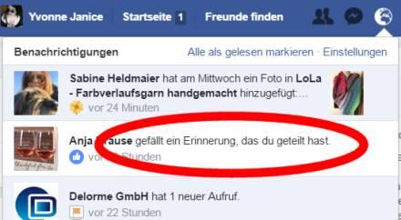 facebook-deutsch